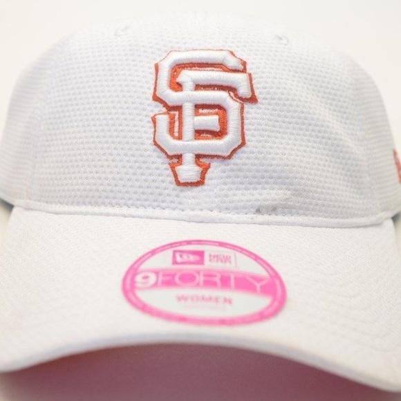 8df05739 New Era Accessories | Womens San Francisco Giants 9forty Cap | Poshmark